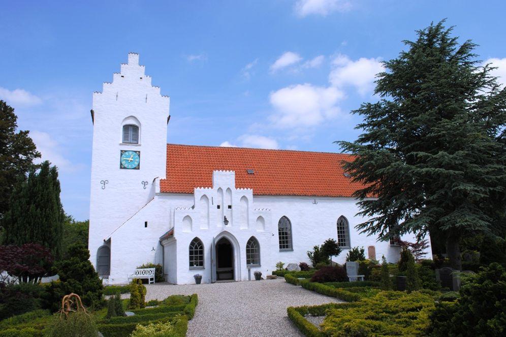 Endeslev kirke 2